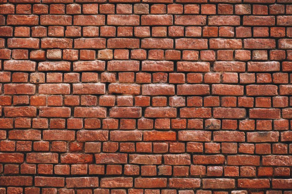 Creative block is sometimes like a wall