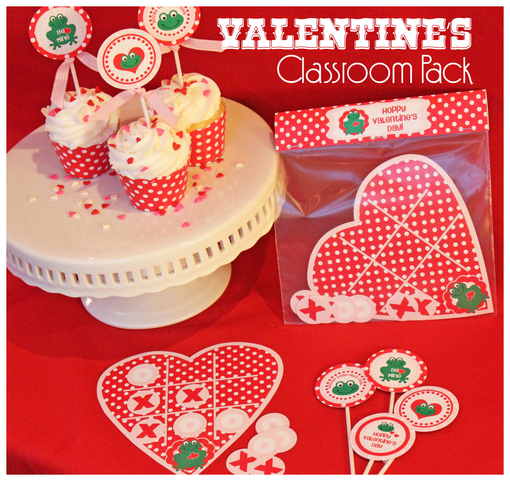 Free Printable Valentine S Day Classroom Party Pack