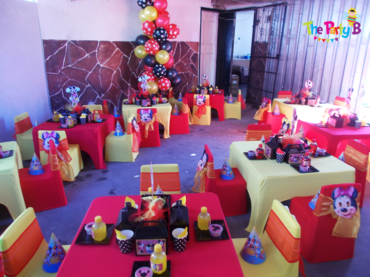 Decoration For Birthday Party At Home