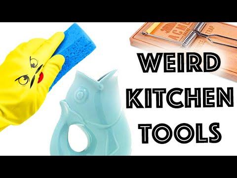 Weird Kitchen Gadgets & Tools - Unique...