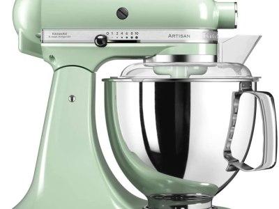 KitchenAid 4.8 Litre Artisan Stand Mixer 5KSM175PS (Pistachio)