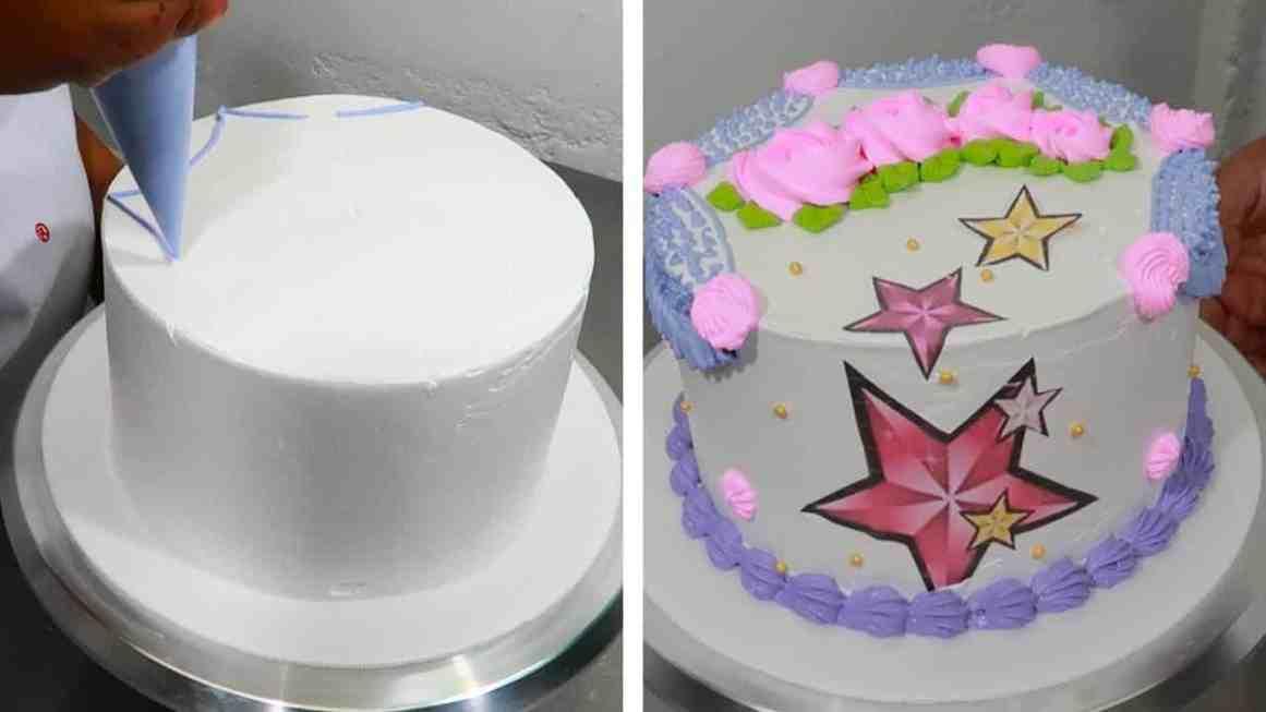 Best Homemade Cake Decorating Ideas for...