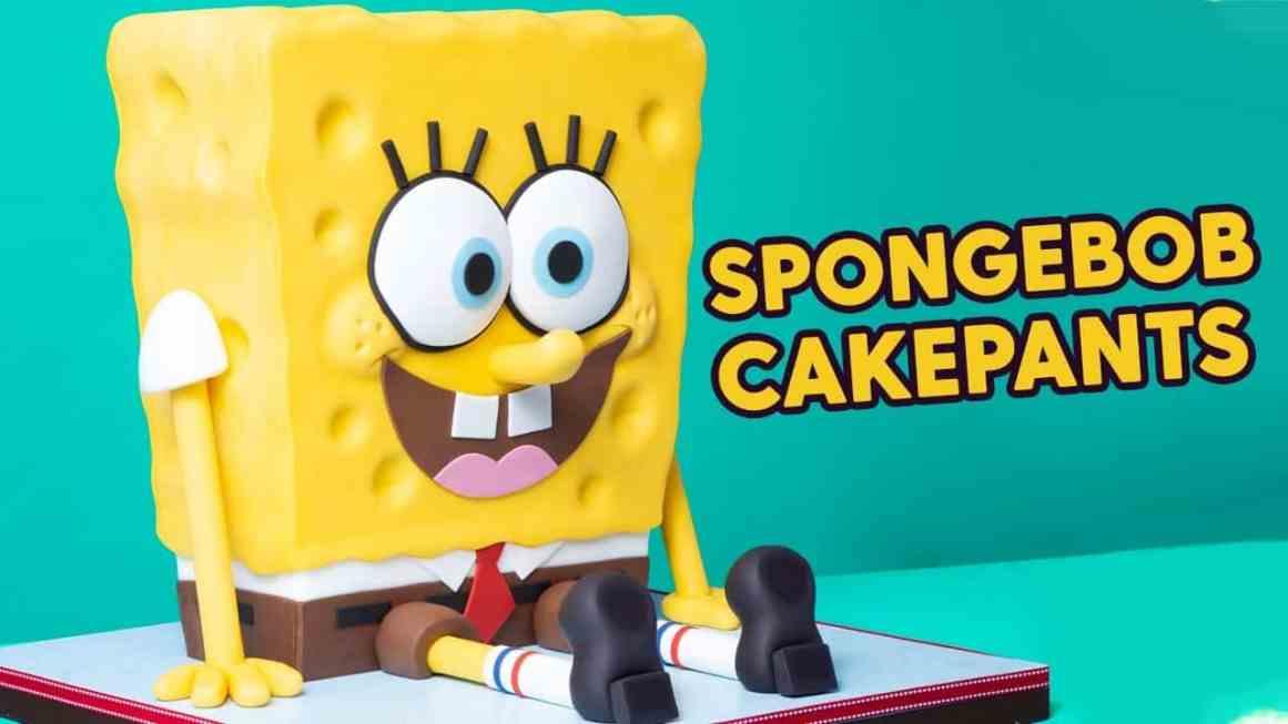 SpongeBob or CAKE?