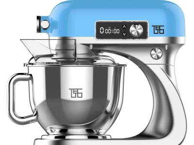 TPCLtd Stand Mixer Steel Blue