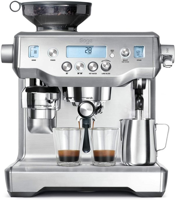 Sage BES980BSS the Oracle Espresso