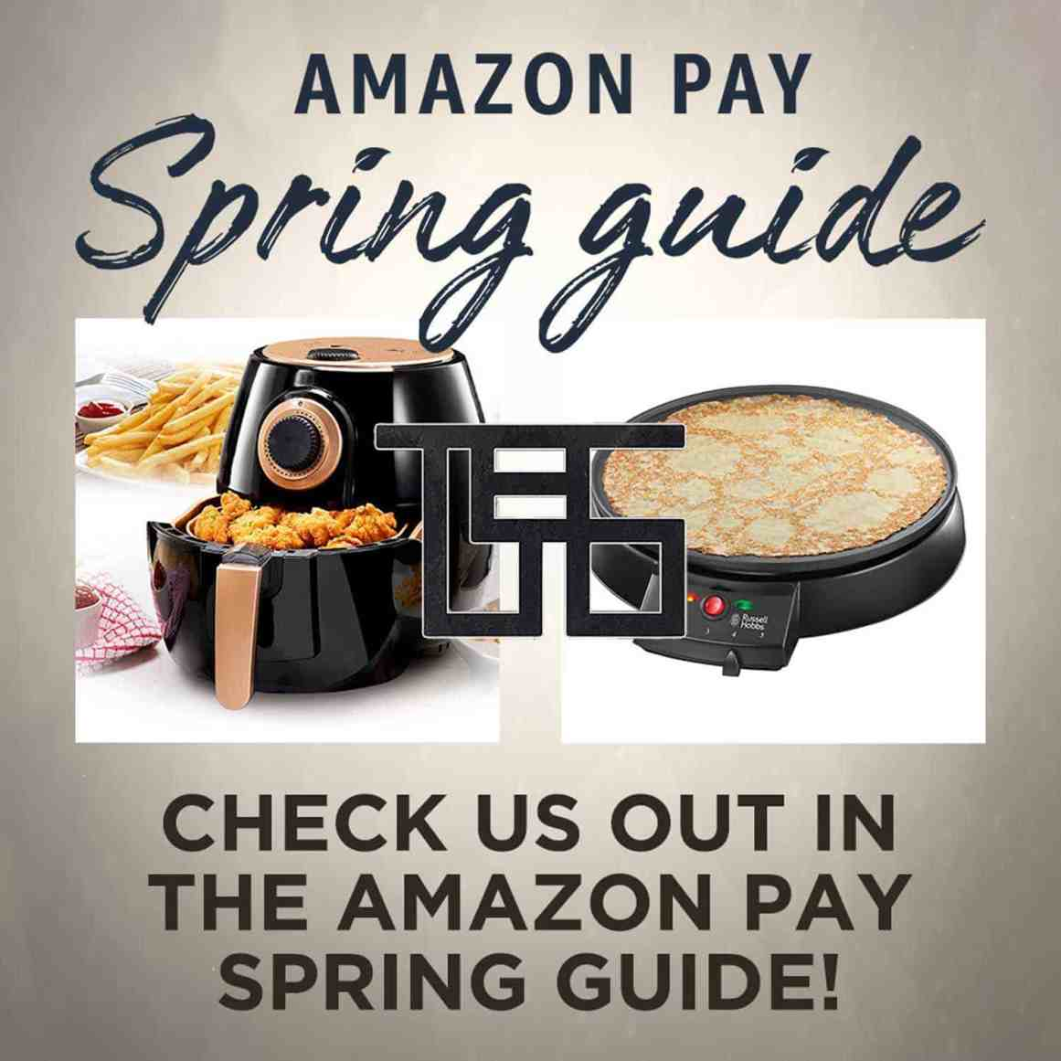 Amazon Pay Spring Guide 2021
