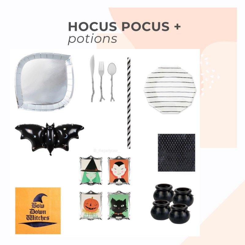 Hocus Pocus & Potions