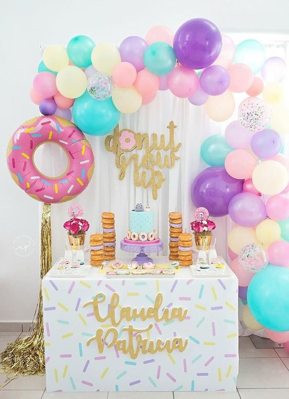 First Birthday Party Ideas Thepartyidea