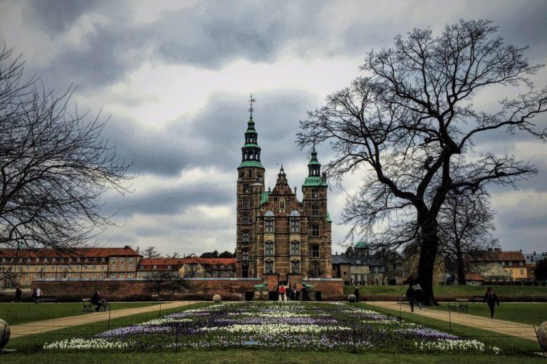 rosenborg palace copenhagen