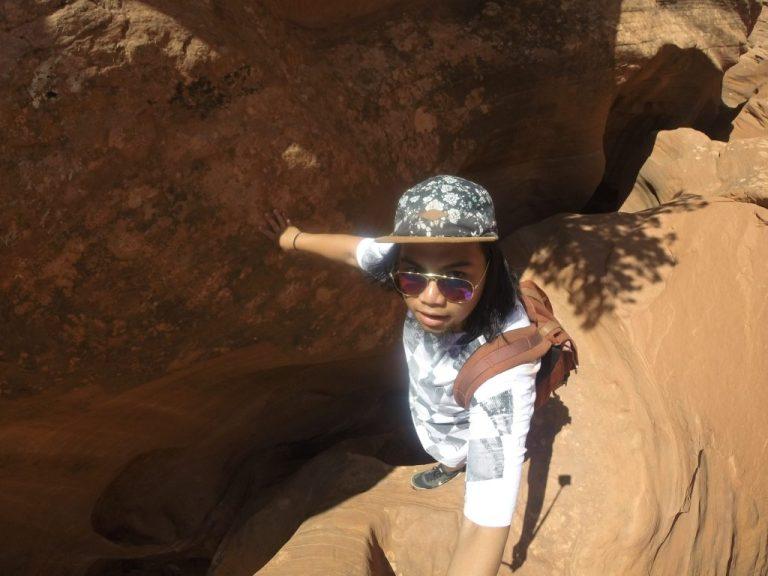 slot canyons utah