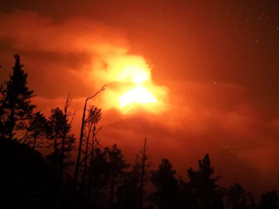 acatenango eruption