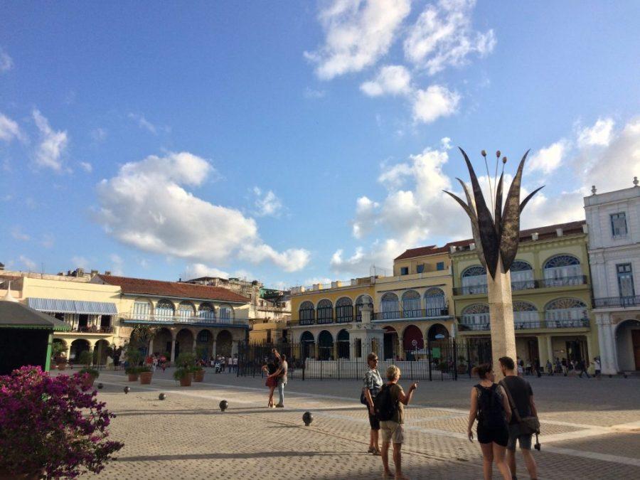 plaza vieja havana cuba