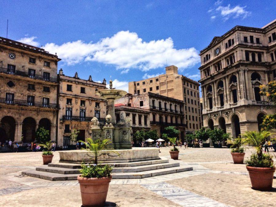 plaza san francisco havana