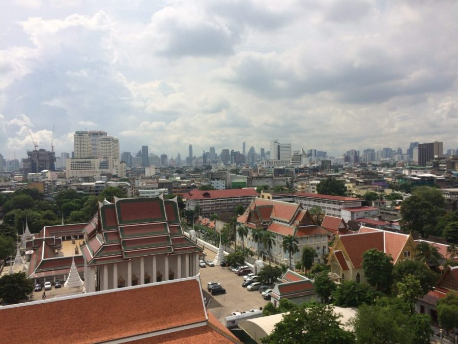 bangkok golden mount view