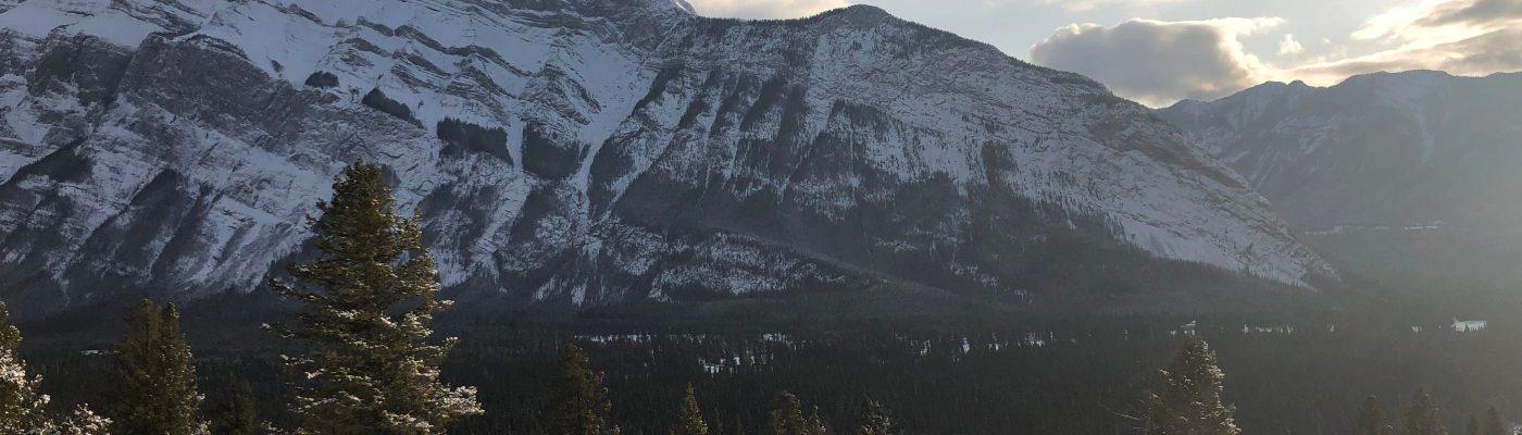 Banff Tunnel Mountain