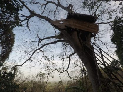 Treehouse nicaragua granada