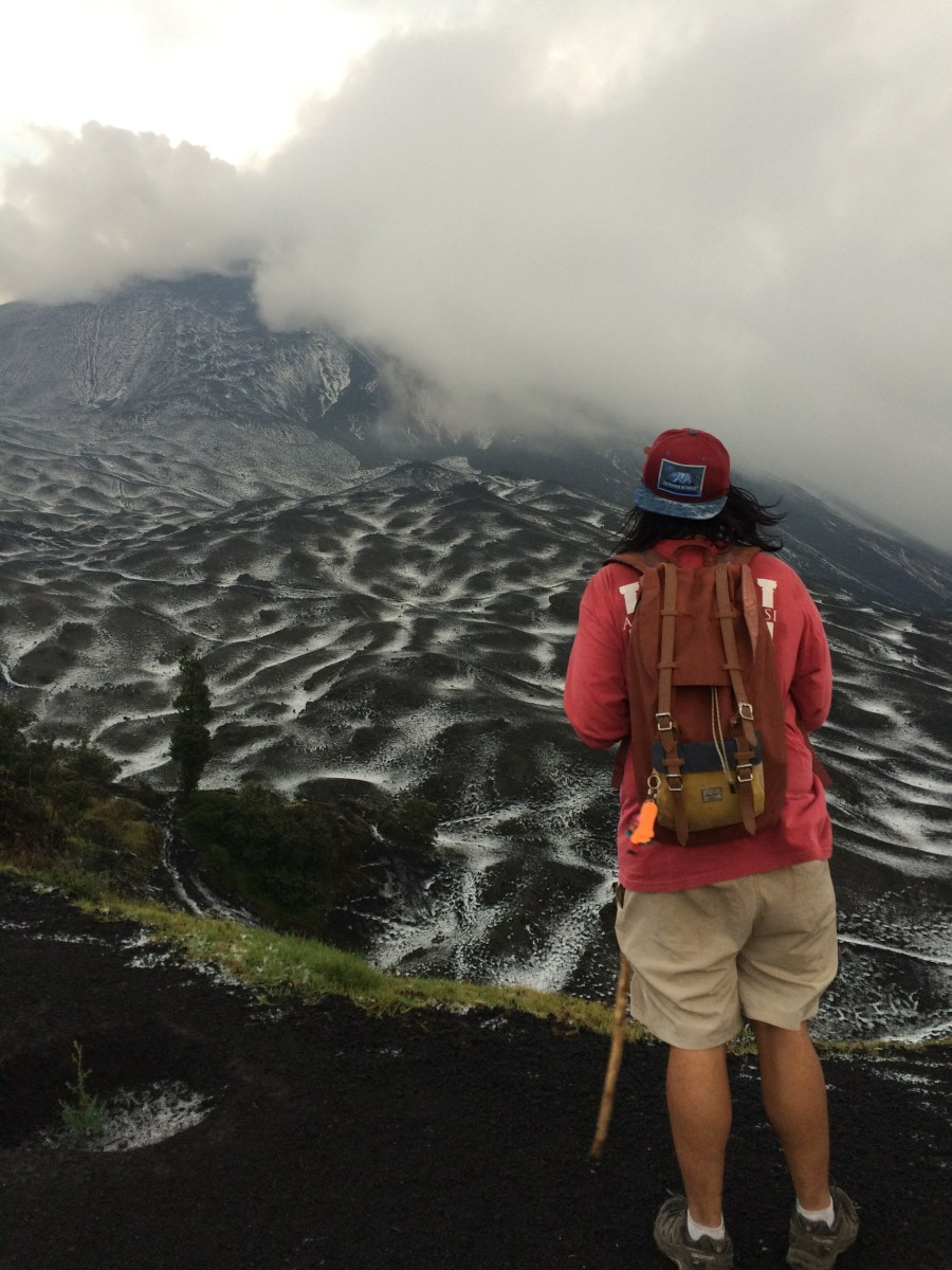 Volcan Pacaya Antigua Guatemala
