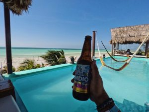 isla holbox party
