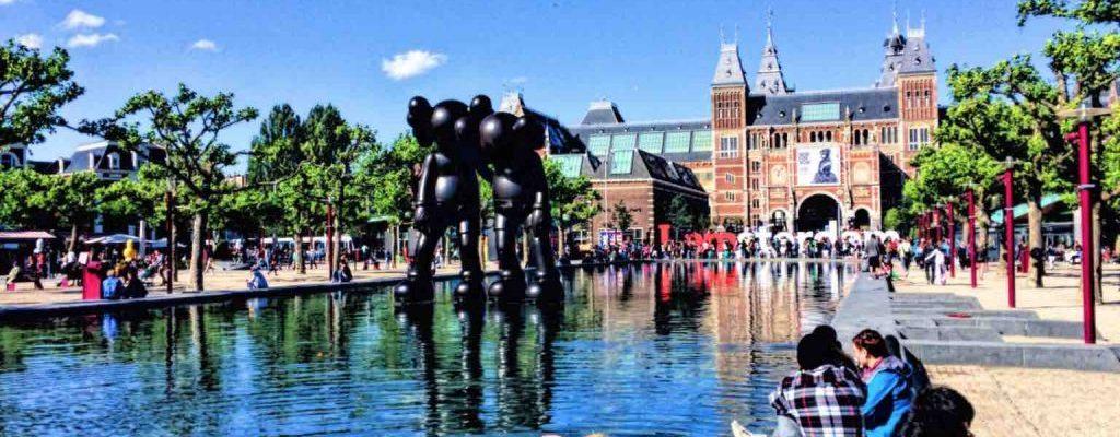 amsterdam sign rijksmuseum