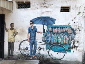 george town street art malaysia