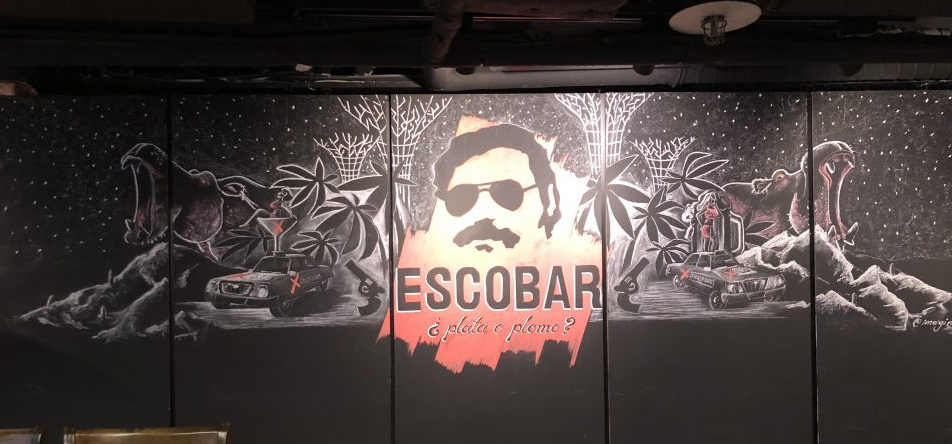 Singapore's Escobar Bar, A Target Of Undeserved Backlash