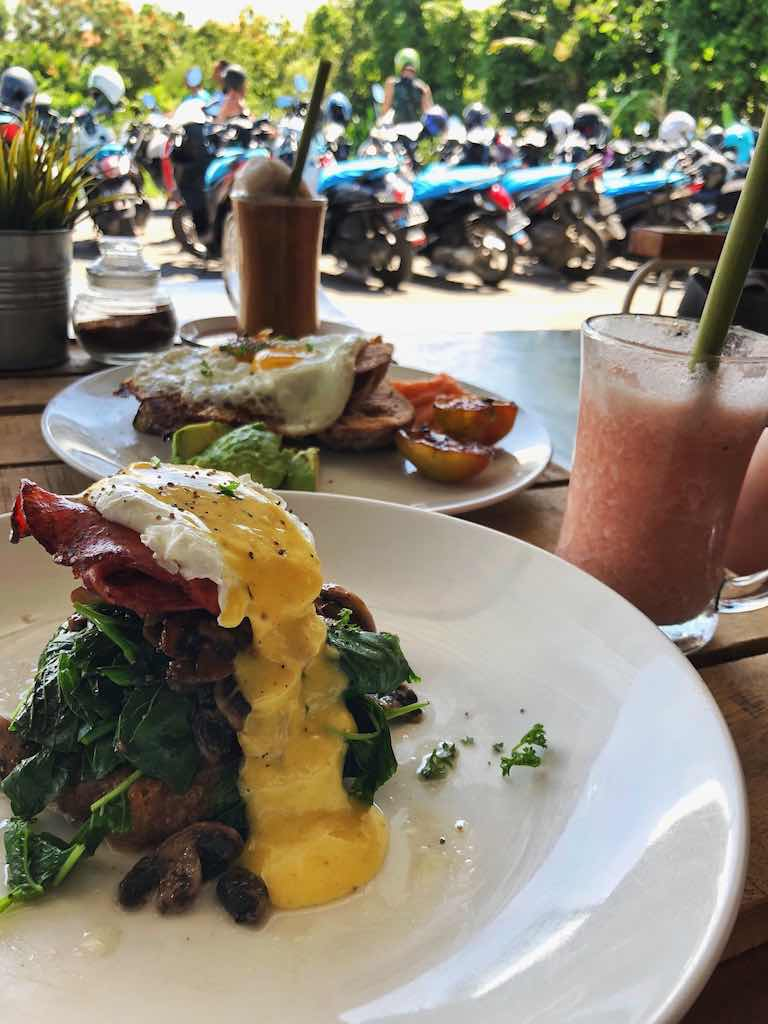crate cafe breakfast