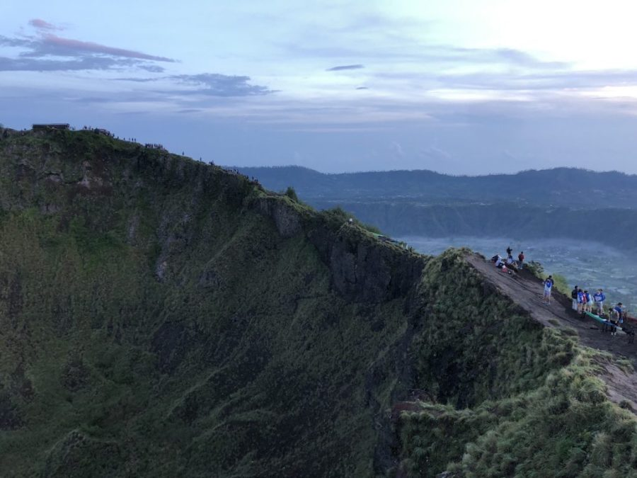 mount batur sunrise trek caldera