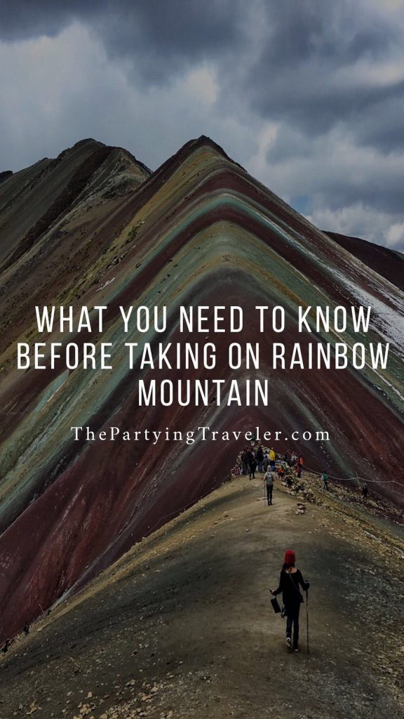 rainbow mountain guide