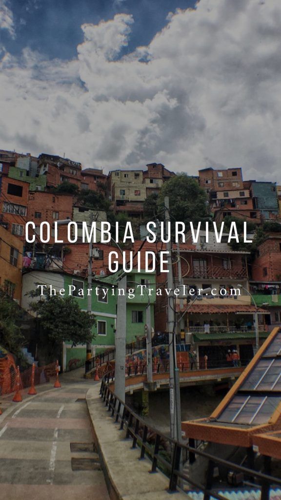 colombia survival guide
