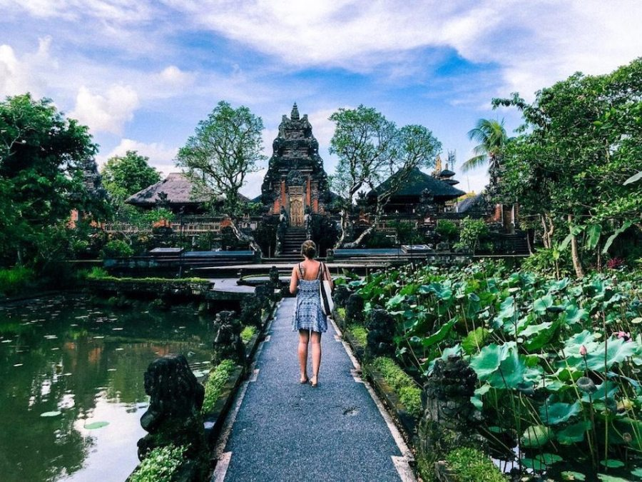 bali water palace ubud