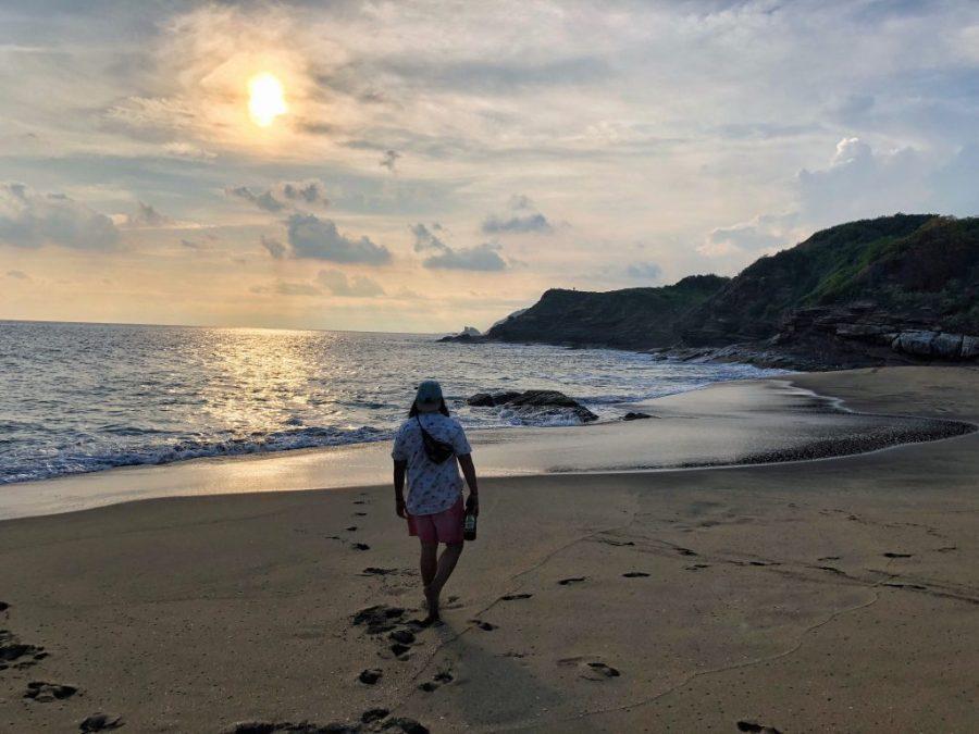playa cometa mazunte