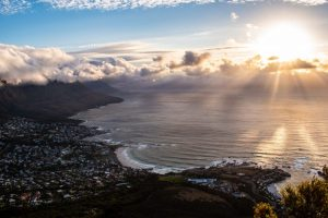 lions head sunset cape town