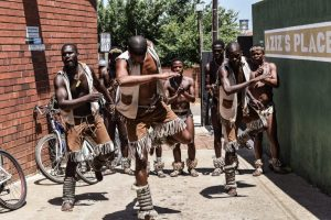 african dancers south africa