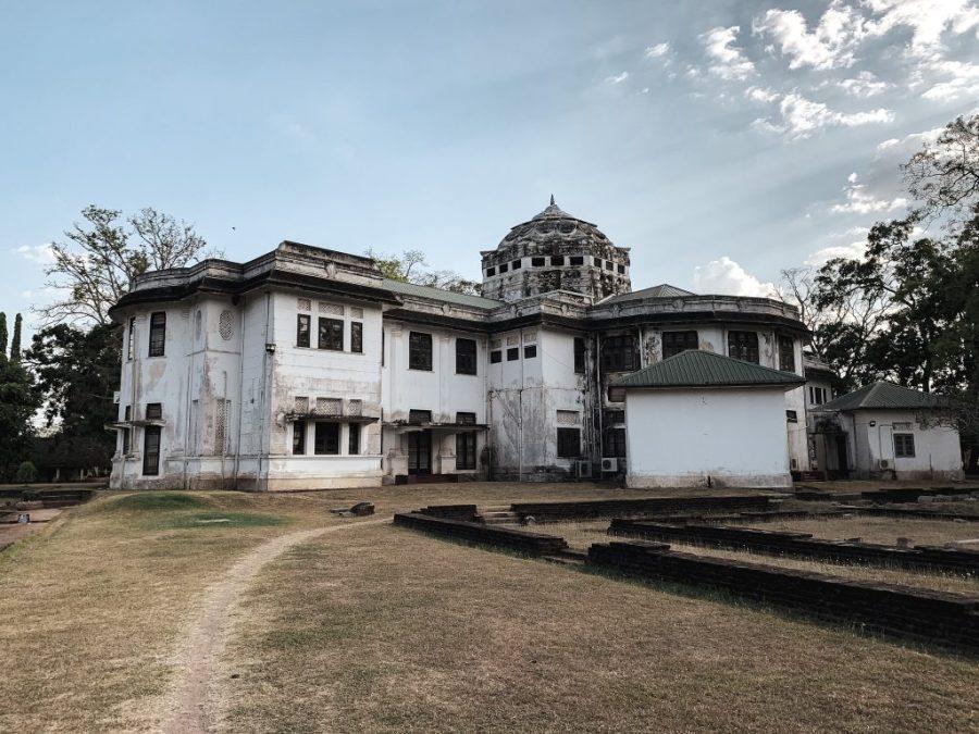 Anuradhapura Sri Lanka Museum