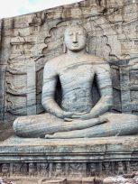Val Gihara Polonnaruwa Sri Lanka