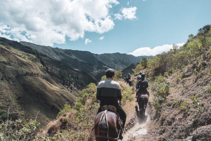 horseback riding vilcabamba ecuador