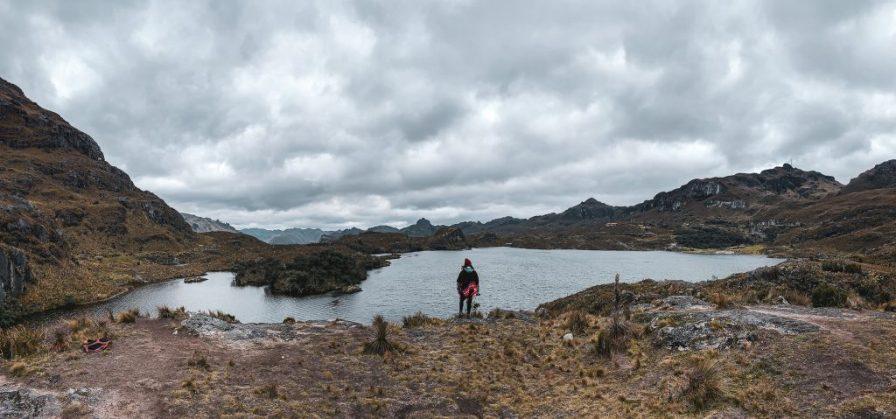 parque nacional el cajas without a guide