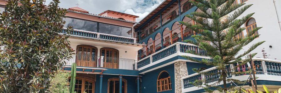 where to stay in huaraz peru
