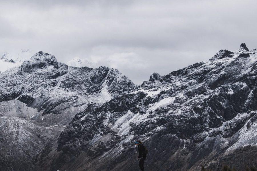 guide to nevado san mateo huaraz peru