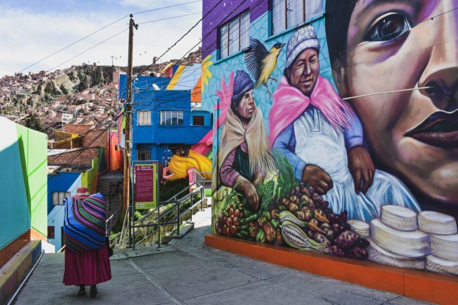 how to visit chualluma la paz