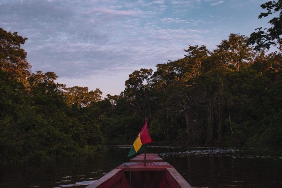 rurrenabaque bolivia 3 day pampas tour