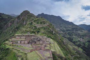 pisac archaeological site peru
