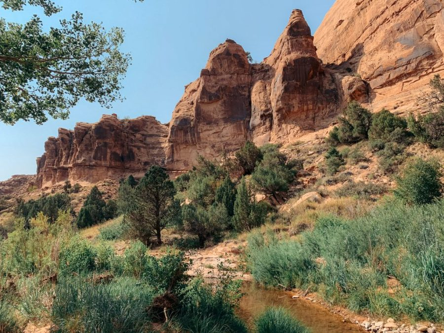mill creek moab utah hiking