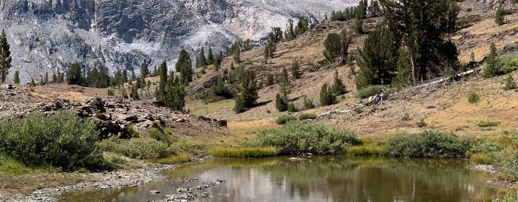 twenty lakes basin loop california