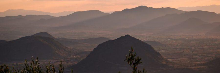 cerro picacho oaxaca hike mexico