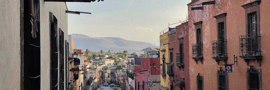 san miguel de allende travel guide mexico