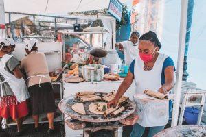 oaxaca street food mexico