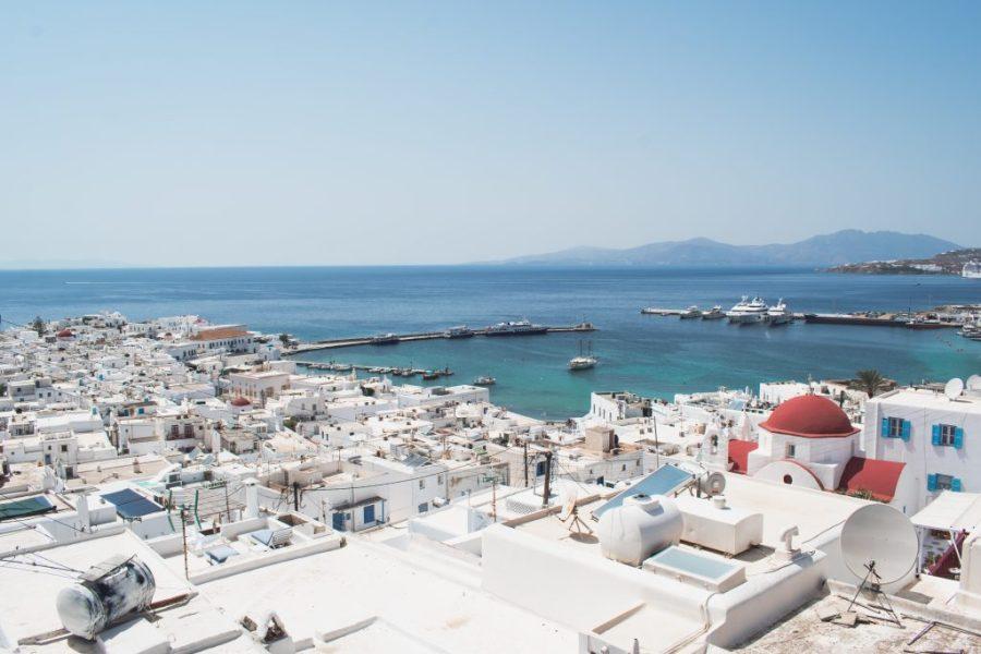 mykonos greece budget travel guide