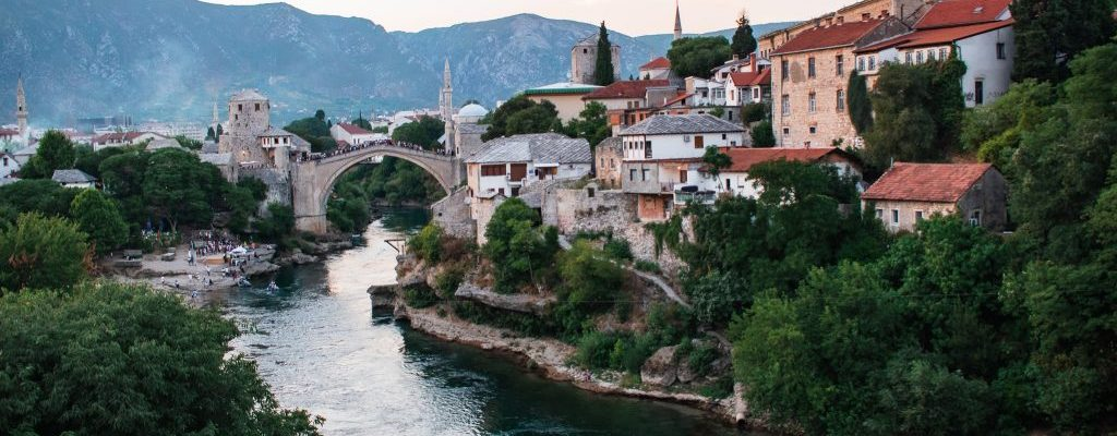 mostar old town bosnia travel guide