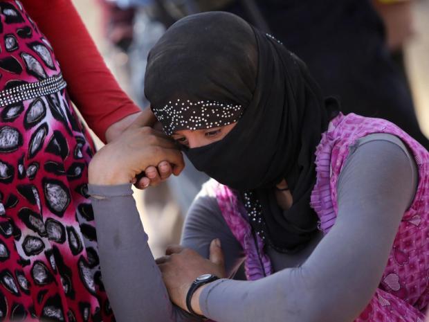 ISIS-slaves
